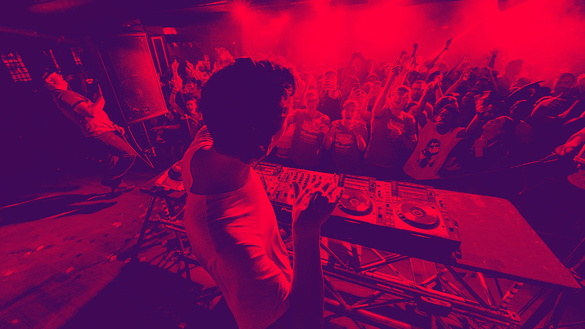 Equipamiento para DJs
